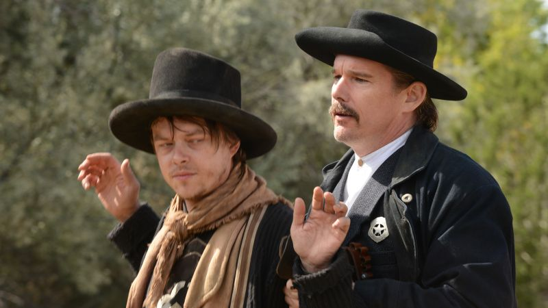 Ethan Hawke and Dane DeHaan renew Old West saga in the 'The Kid'